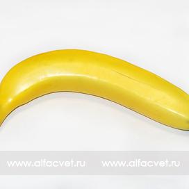 банан цвета желтый 1