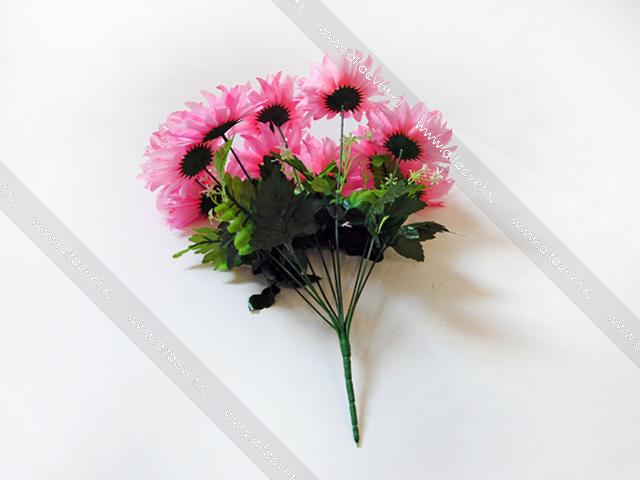 Цветы искусственные гергин хризантема купить в спб подарок мужчине - весам