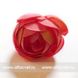 головка камелии диаметр 4 цвета розовый 5