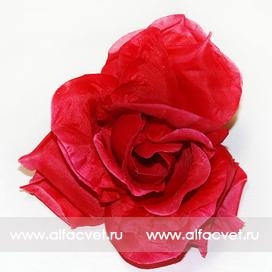 головка роз диаметр 10 цвета красный 4