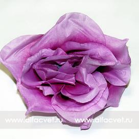 головка роз диаметр 10 цвета фиолетовый 7