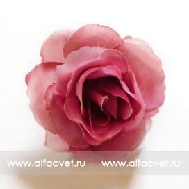 головка роз диаметр 4 цвета малиновый 11
