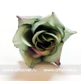 головка роз диаметр 5 цвета зеленый 59