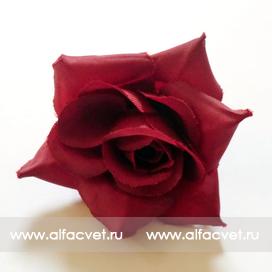 головка роз диаметр 5 цвета бордовый 61