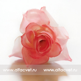 головка роз диаметр 5 цвета светло-розовый 9