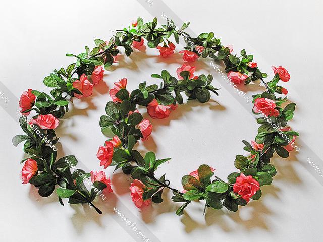 Цветы искусственные лианы