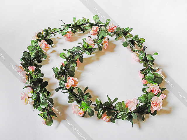 Искусственные лианы цветы купить