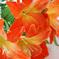 искусственные цветы лилии цвета оранжевый 2