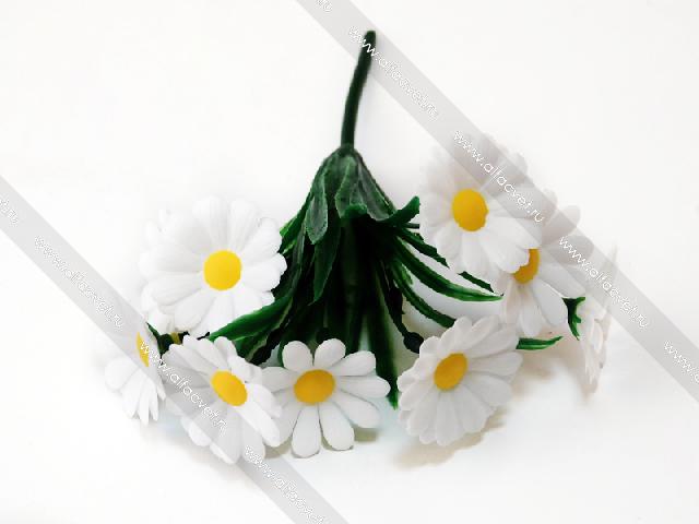 Цветы искусственные ромашка купить доставка цветов москве области