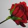 искусственные цветы роза цвета красный 4