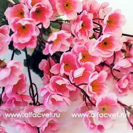 букет сакуры цвета розовый 5
